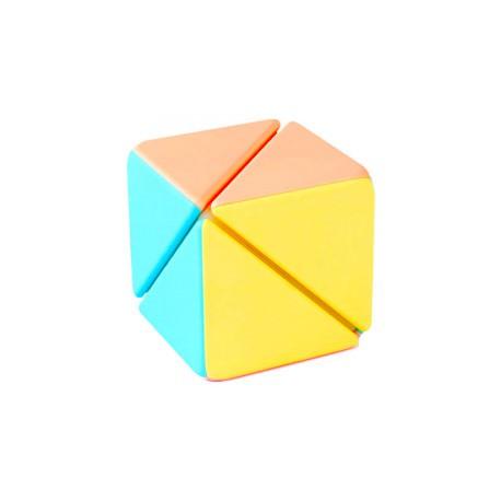 Cube Dino Unicorn Macaron 1x1