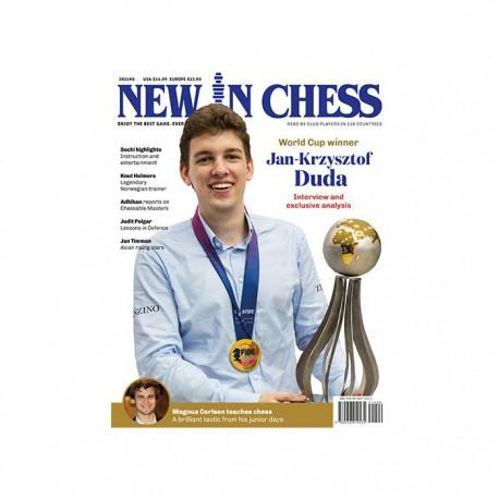 New In Chess Magazine n°5 - 2021