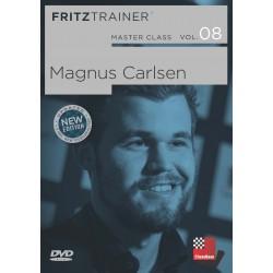 DVD Master Class vol.8: Magnus Carlsen New edition