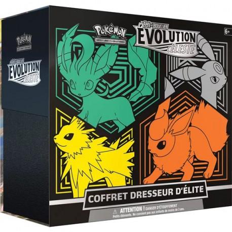 Pokémon Coffret Dresseur d'Elite - Epée et Bouclier Evolution Céleste
