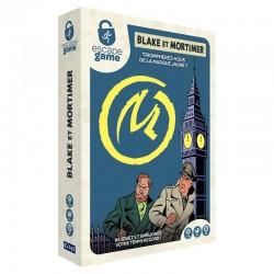 Blake et Mortimer : La Marque Jaune - Escape Game