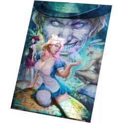 Puzzle 500 pièces - Alice in Wonderland Special