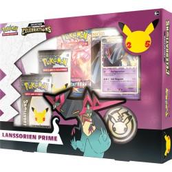 Pokémon JCC 25 ans - Coffret Collection Célébrations : Lanssorien Prime