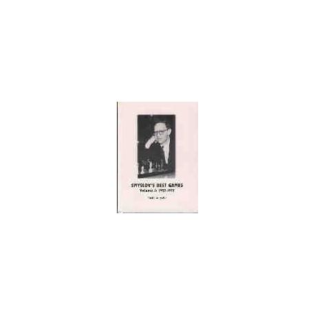 SMYSLOV - Smyslov's best Games vol.I : 1935-57