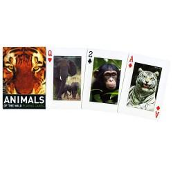 Cartes à jouer Animaux