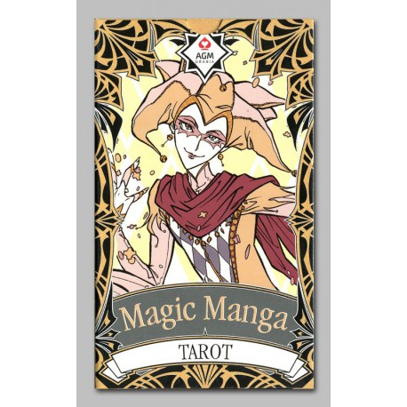 Magic Manga Tarot