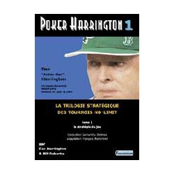 HARRINGTON, ROBERTIE - Poker Harrington 1 : La stratégie du jeu