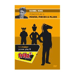 DVD KING - Power Play 6: Pawns, Pieces & Plan