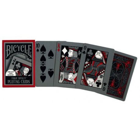 Cartes à jouer - Bicycle Tragic Royalty