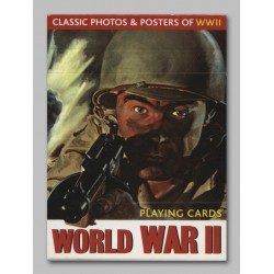 Cartes à jouer World War II