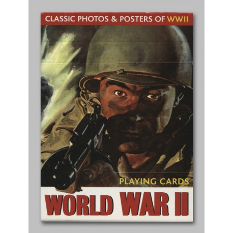 Cartes à jouer World War II