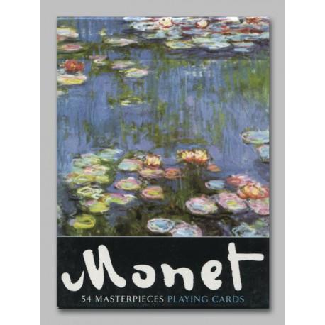 Cartes à jouer Monet