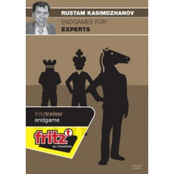 KASIMDZHANOV - Endgames for experts DVD