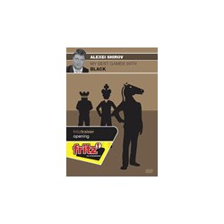 DVD SHIROV - My best games with black