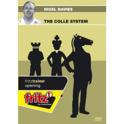 DVD DAVIES - The Colle System