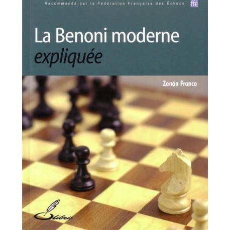 FRANCO - La Benoni moderne expliquée