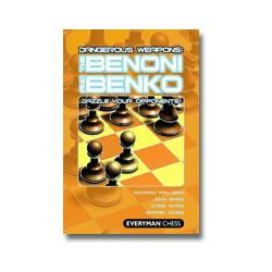 PALLISER, EMMS, WARD, JONES - Dangerous Weapons : The Benoni and Benko
