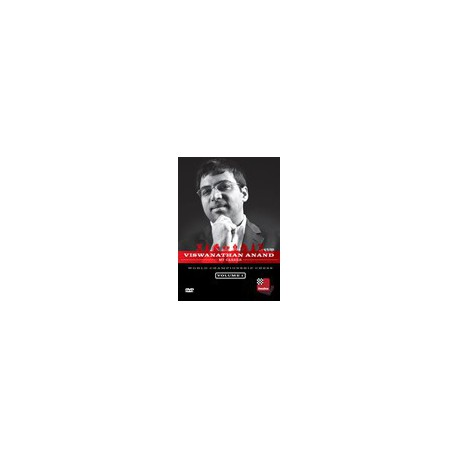 DVD ANAND - My Career - Vol. 1