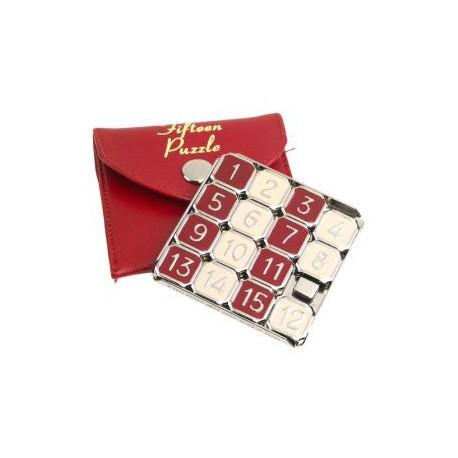 Jeu de taquin - Fifteen puzzle