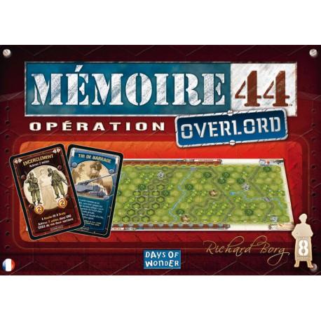 Mémoire 44 : Opération Overlord - Extension