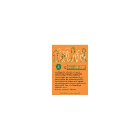 Encyclopédie des ouvertures vol. E, 4ème édition