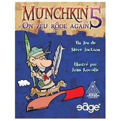 Munchkin 5 - On zeu rôde again