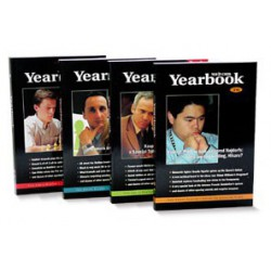 Abonnement New in Chess Yearbook