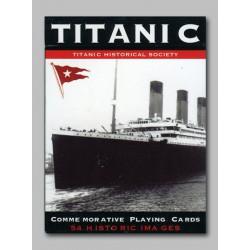 Cartes à jouer Titanic