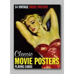 Cartes à jouer Classic Movie Posters