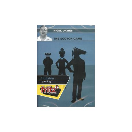 DVD DAVIES - The Scotch game