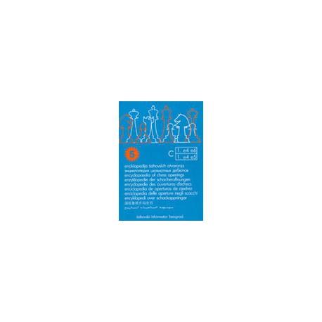 Encyclopédie des ouvertures vol.C 5ème édition