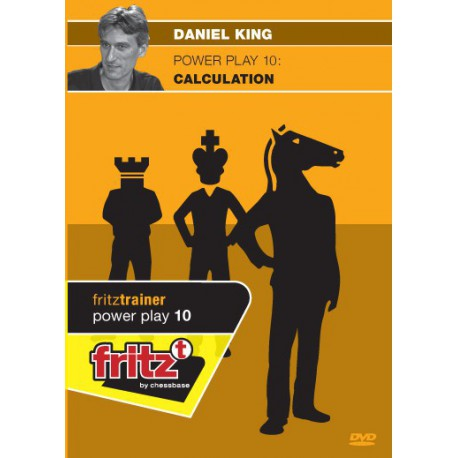 KING - Power Play 10: Calculation DVD