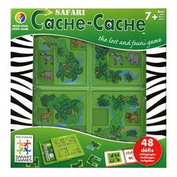 Cache Cache Safari
