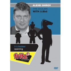 SHIROV - The Sicilian with 3.Bb5 DVD
