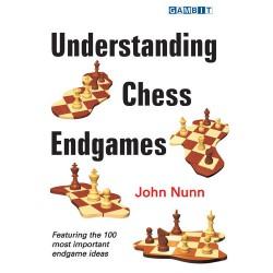 NUNN - Understanding chess endgames
