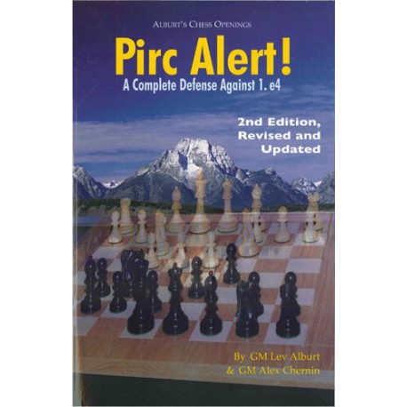 ALBURT, CHERNIN - Pirc Alert! 2nd edition