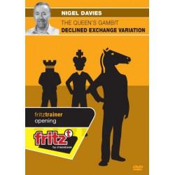 DVD DAVIES - The Queen's Gambit Declined Exchange Variation