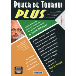 SLANSKY - Poker de tournoi plus
