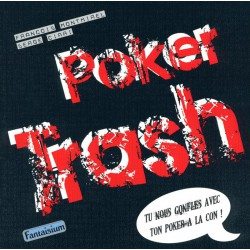 MONTMIREL - Poker trash