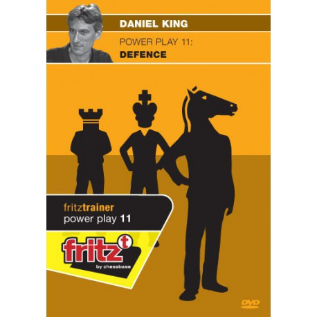 KING - Power Play 11: Defence DVD