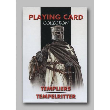 Cartes à jouer Templiers