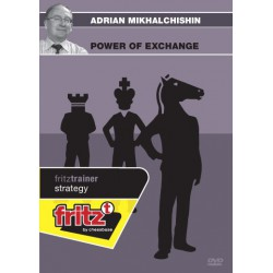 MIKHALCHISHIN - Power of Exchange DVD