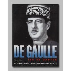 Cartes à jouer De Gaulle