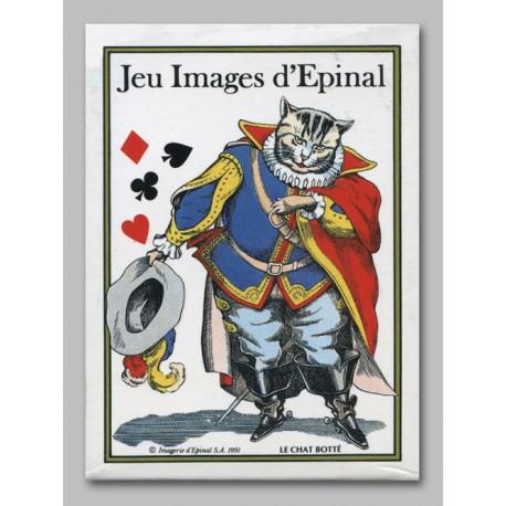 Cartes à jouer Images d'Épinal