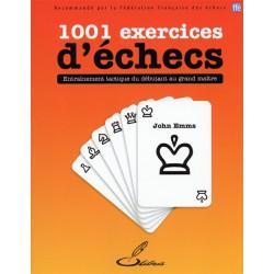 EMMS - 1001 exercices d'échecs