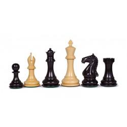 Pièces d'Echecs Chess Master Ebène - Taille 5.5