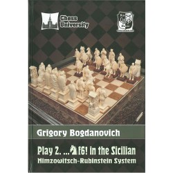 BOGDANOVICH- Play 2...Cf6! in the Sicilian Nimzowitsch-Rubinstein System