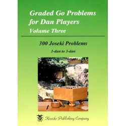 Graded Go Problems for Dan Players - Volume 3