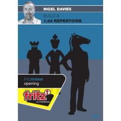 DVD DAVIES - Build a 1.d4 Repertoire