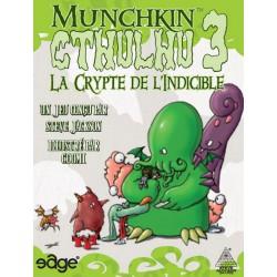 Munchkin Cthulhu 3 - La Crypte de l'Indicible